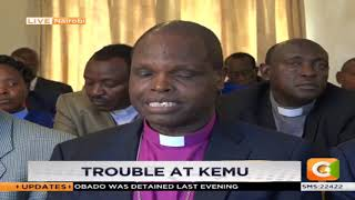 Trouble at KEMU |Institution in financial crisis