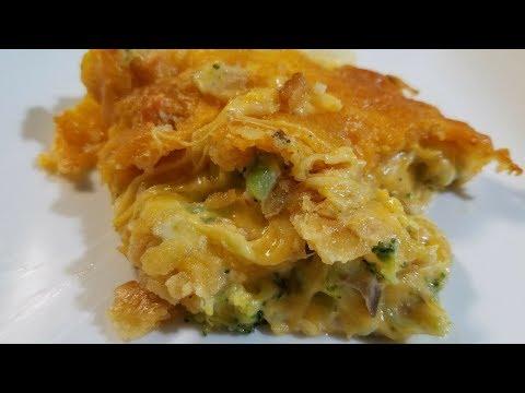 Broccoli And Cheese Casserole Recipe (Easy)