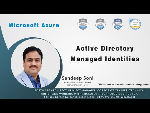 Overview Of Managed Identities In Azure | What Is Active Directory?