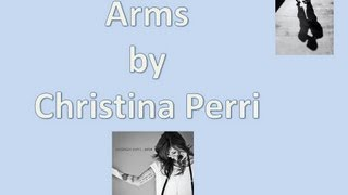 Christina Perri - arms traducida