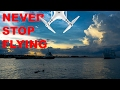 Never Stop Flying - ท่าจีน - Tha Chin - ศรีดงเย็น - Si Dong Yen - พระธาตุบ้านปง - Phrathat Ban