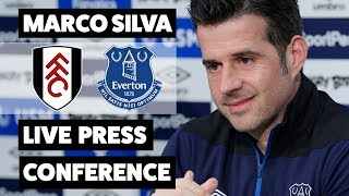 TRANSFER PLANS UPDATE & KEANE TO RETURN | MARCO SILVA'S PRE-FULHAM PRESS CONFERENCE