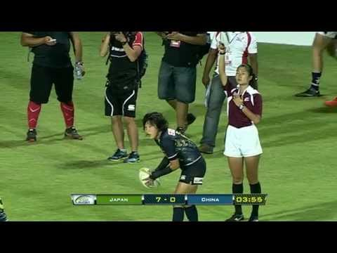 Japan vs China - Women Cup Final