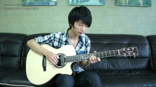 (2ne1) I Love You - Sungha Jung