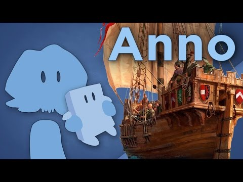 James Recommends - Anno Series (Dawn of Discovery) - City-Building Games Across the Ages