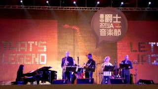 2011TJF  Mingus Dynasty三