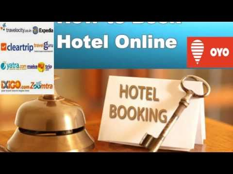 How To Book Hotel Online