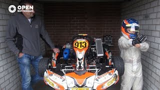 010nu -  Europees kampioen karten woont in Rotterdam