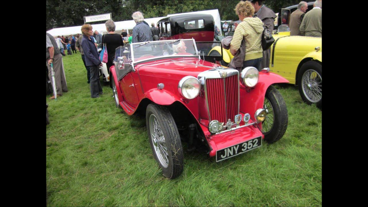 Thornfalcon Classic Car Meet, Taunton, 2012 (no sound)