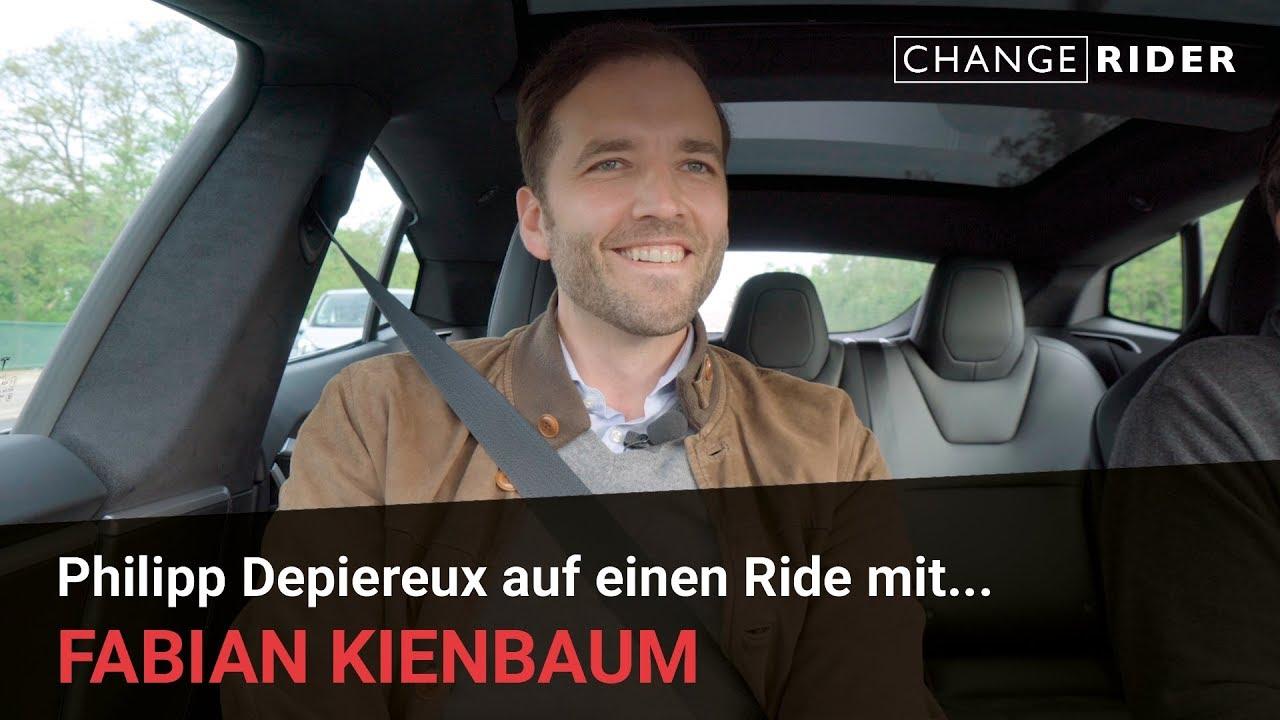 ChangeRider #2 Fabian Kienbaum