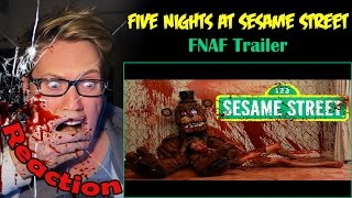 five nights at sesame street trailer reaction   oh hell no