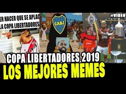 Los memes de la final de la Copa Libertadores