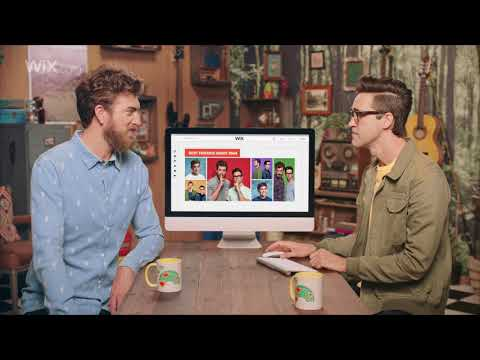 Wix.com Official 2018 Big Game Ad with Rhett & Link — Extended Version -  Duration: 66 seconds.