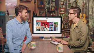 Wix.com Official 2018 Big Game Ad with Rhett & Link — Extended Version thumbnail
