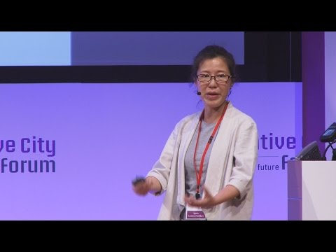 【ICF2015】Ruttikorn Vuttikorn - Future in Asia: Redesigning for Community