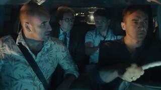 О чем говорят мужчины.  Камиль уснул за рулём.