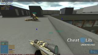 Roblox Phantom Forces Hack | Aimbot (UPDATED)
