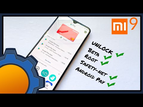 Root And Android Pay (Google Pay) On Xiaomi Mi 9