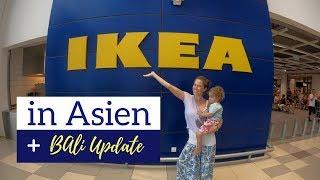 Im IKEA in ASIEN (Kuala Lumpur) // Update aus Bali  // Vegan Feeling