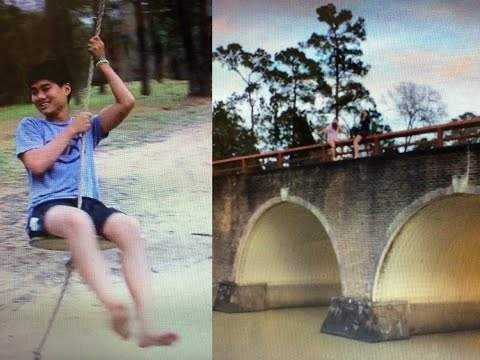 JUMPING OFF BRIDGES and SWINGS