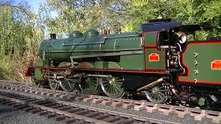 Coal firing an Aster PLM pacific with a nice CIWL train