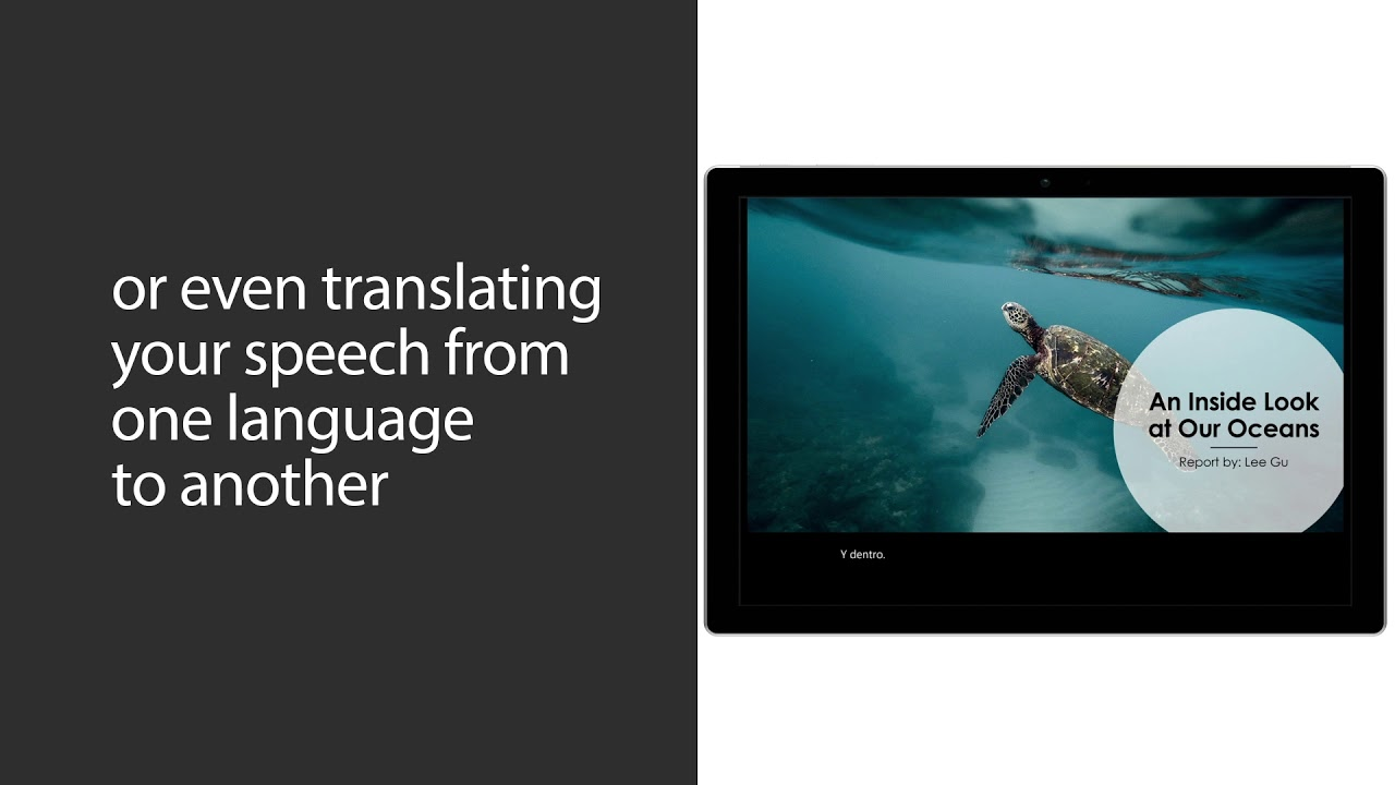 Microsoft adds live captions to Skype and PowerPoint - CNET