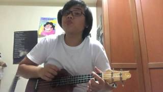 We are the Crystal Gems-Steven Universe (ukulele cover)
