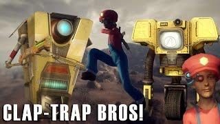 New Vegas Mod: Clap Trap Bros Companions