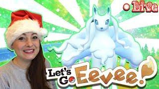 🔴 LIVE! Pokemon Let's Go Eevee!