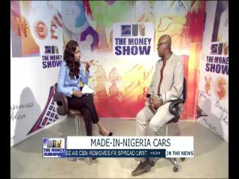 MONEYSHOW 2016 --NIGERIA'S AUTOMOTIVE INDUSTRY