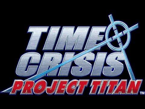 Time Crisis: Project Titan Playthrough PCSXR [1080p] [NVIDIA Shadowplay]