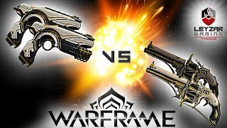 Aklex Prime vs Akvasto Prime - The Gunslinger's Choice (Warframe Gameplay)