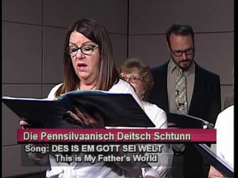 Songs from the Dolpehock Sanger Chor Die 6-2-17