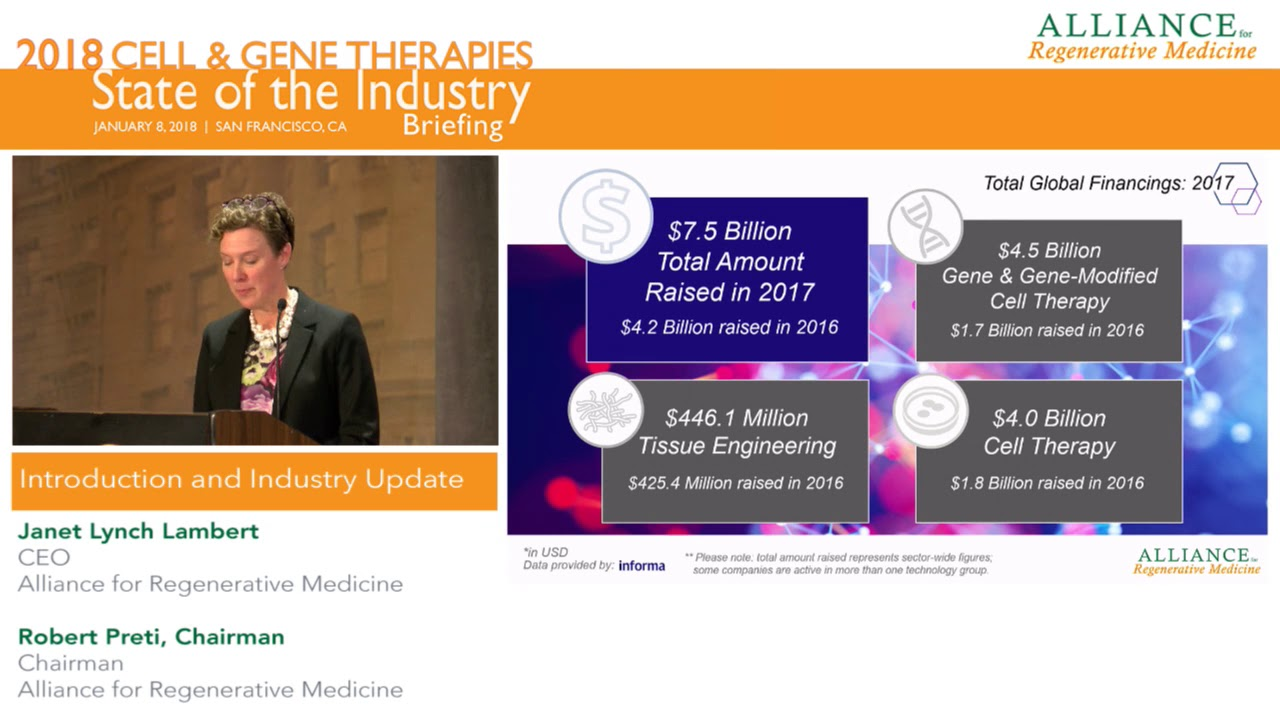 ARM State of the Industry Briefing at JP Morgan Healthcare