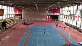 видео Россию временно отстранили от легкой атлетики