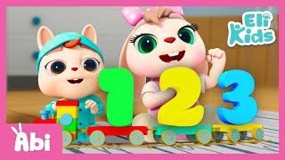 Baby Learns Counting | Educational Songs & Nursery Rhymes | Eli Kids