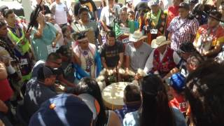 Blackfoot Confederacy @ Rockyboy Powwow....video 2 mp3