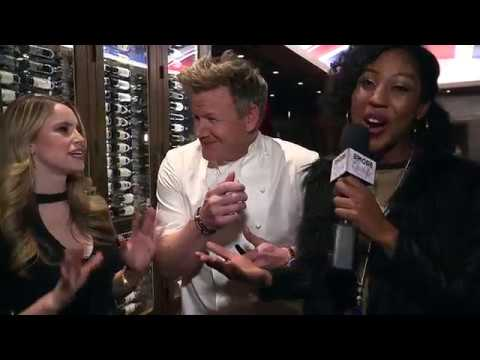 Celebrity Chef Gordon Ramsay on BMORE Lifestyle!