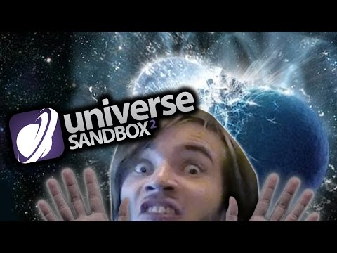 THIS GAME IS MINDBLOWING!!! // Universe Sandbox ^2