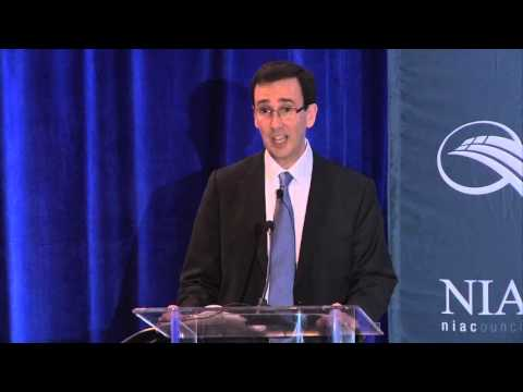 2015 NIAC Leadership Conference: Welcome Keynote by Alan Eyre