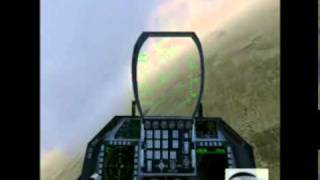 Top Gun Theme (w/jetfighter V gameplay video)
