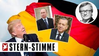 Die Autokraten pinkeln auf unsere Fahne | Jörges Klartext (Kommentar)