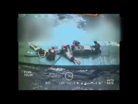 U.S. Agencies Stop Semi-Submersible, Seize 12,000 Pounds of Cocaine
