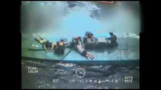 U.S. Agencies Stop Semi-Submersible, Seize 12,000 Pounds of Cocaine