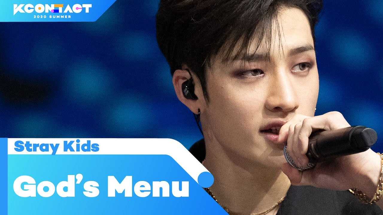 Stray Kids (스트레이 키즈) - God's Menu (神메뉴)   KCON:TACT 2020 SUMMER
