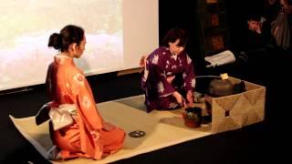 "[HD] Чайная церемония Урасэнкэ / Tea Ceremony ""Urasenke"""