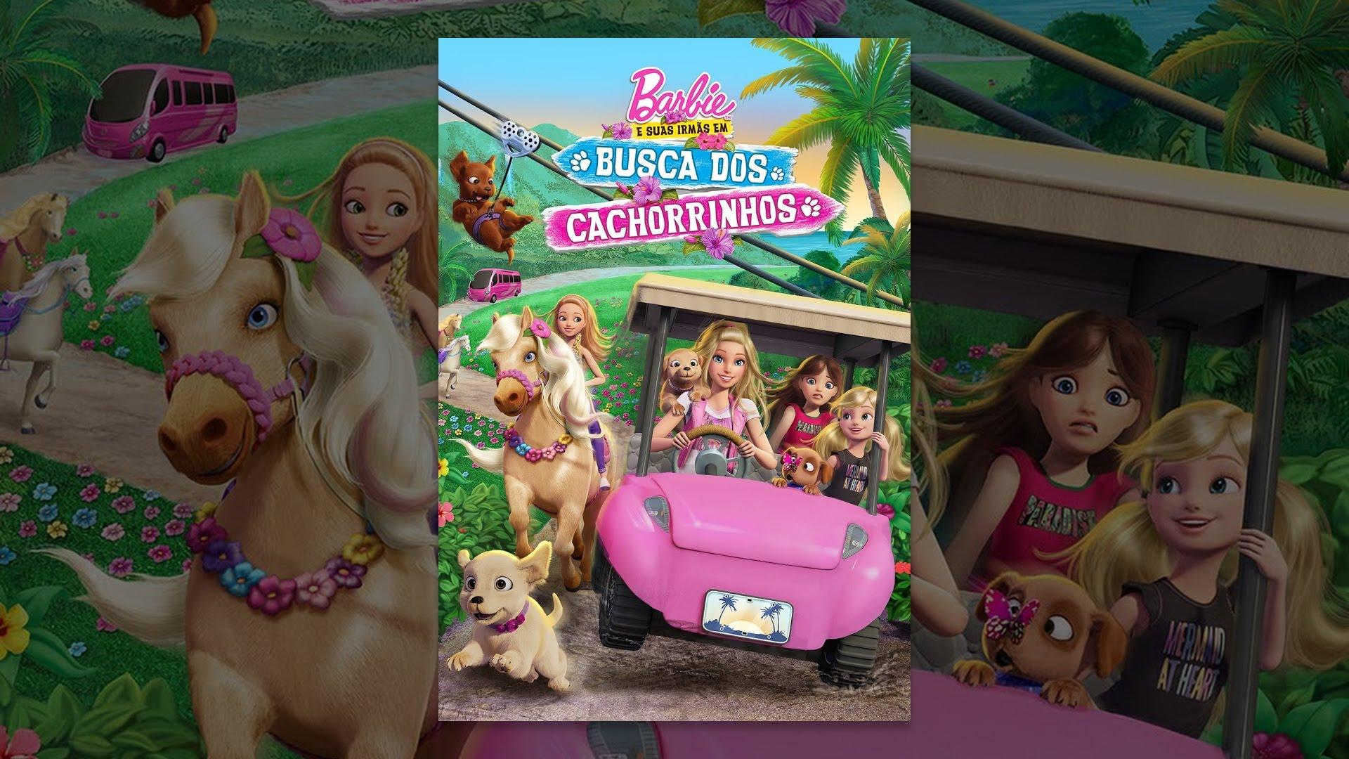 Barbie e suas irmãs em Busca dos cachorrinhos (Dublado)