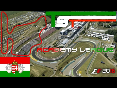TST Academy League F1 2016 #11 GP Budapest Ungheria 02 02 17