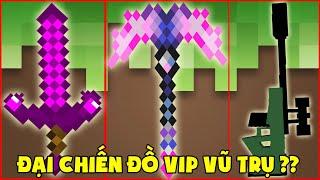 MINI GAME : ĐẠI CHIẾN ĐỒ VIP VŨ TRỤ ??