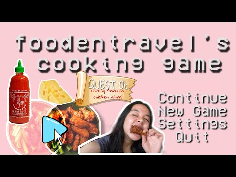 cooking-quest-o1:-cheesy-sriracha-chicken-wings- -foodentravel's-cooking-game
